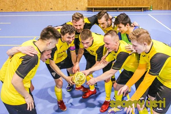 Áčko zakončilo sezónu ziskem Okresního poháru! Ve finále porazilo Bocu Ústí 6:3!