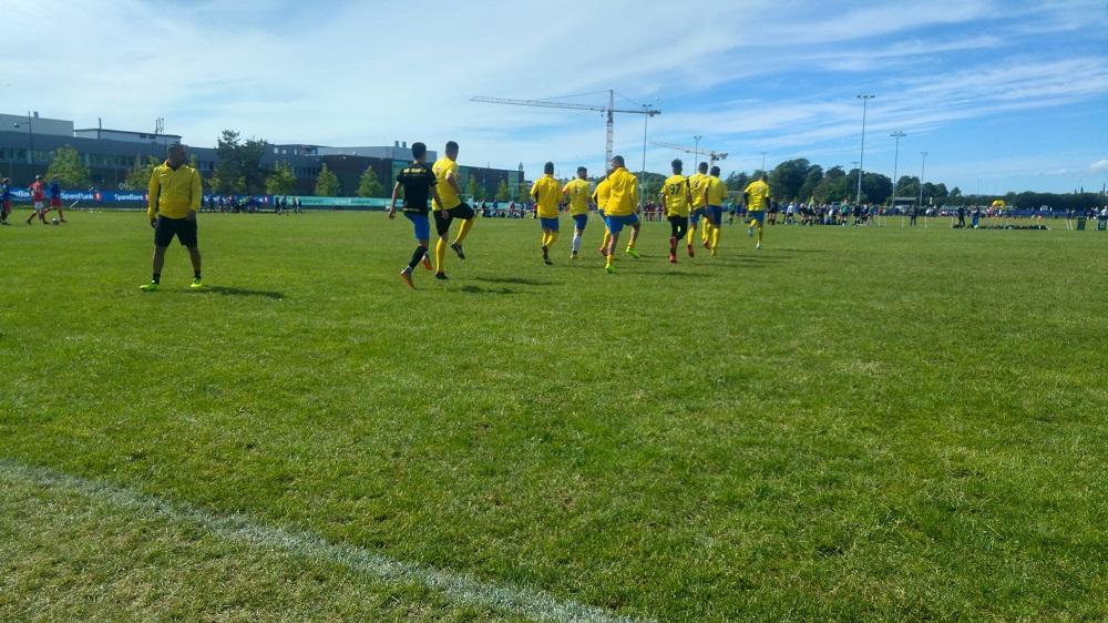 Pobyt v MOT kempu a účast na Skandia Cup (Norsko, Trondheim) – den 2