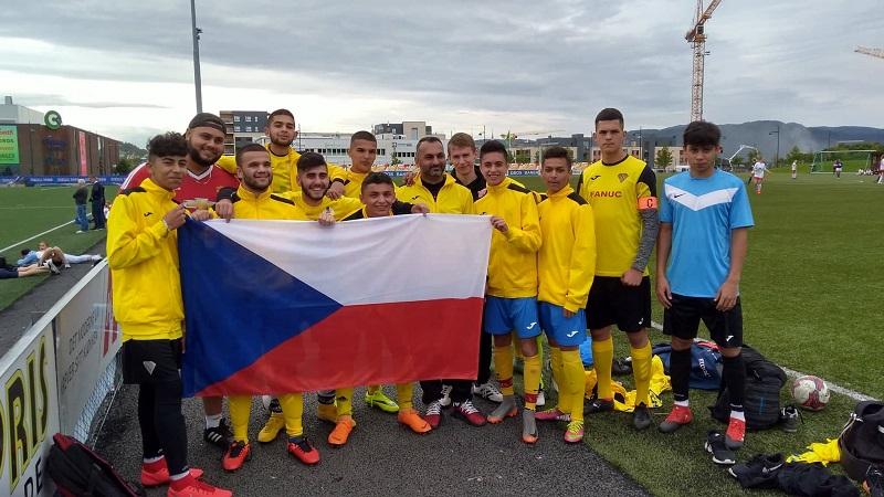 Pobyt v MOT kempu a účast na Skandia Cupu (Norsko, Trondheim) – den 3