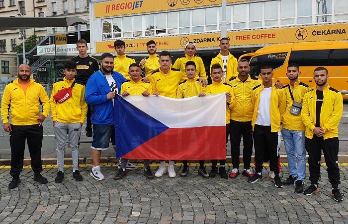 Mongaguá ČR vyrazila pod záštitou FC Rapid Ústí nad Labem do Norska na Skandia Cup a vzdělávací kemp!