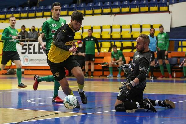 I druhý zápas nováčků vyšel lépe pro Žabinské Vlky Brno. Rapid zakončí sezónu na 11. místě.